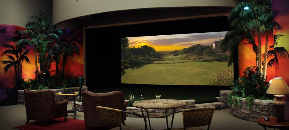 Golf Simulator For Sale >> Golf Simulators Indoor Virtual Golf Software Trugolf