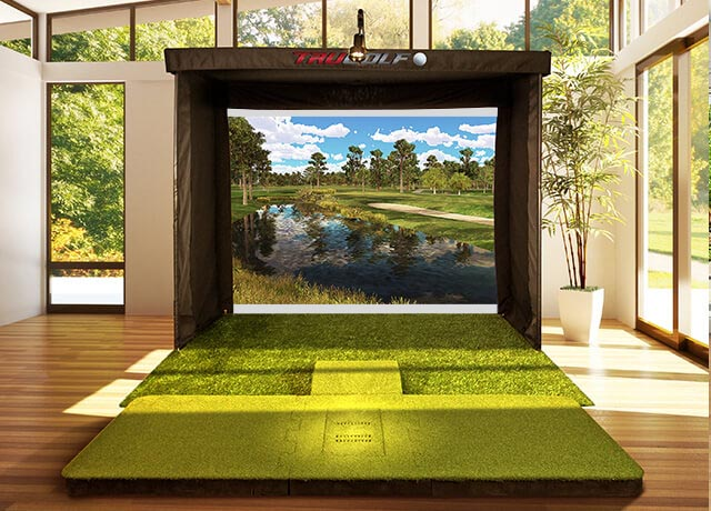 Vista 10 Golf Simulator