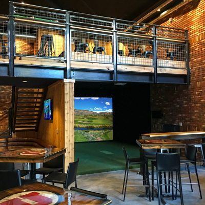 Lofts Golf Simulator