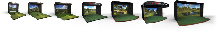 Golf Simulator models