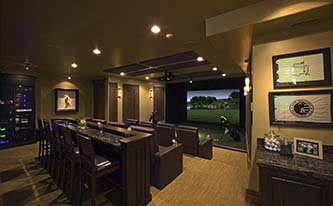 TruGolf Simulator & Theater