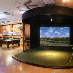 Commercial Golf Simulator