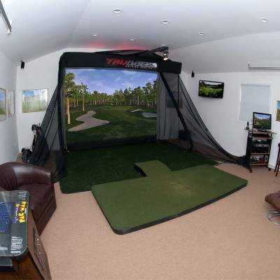 TruGolf Technique Prestige Garage