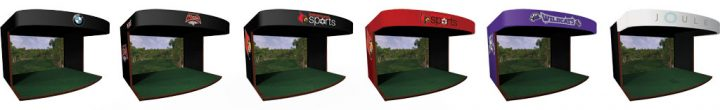 premium golf simulator make it yours