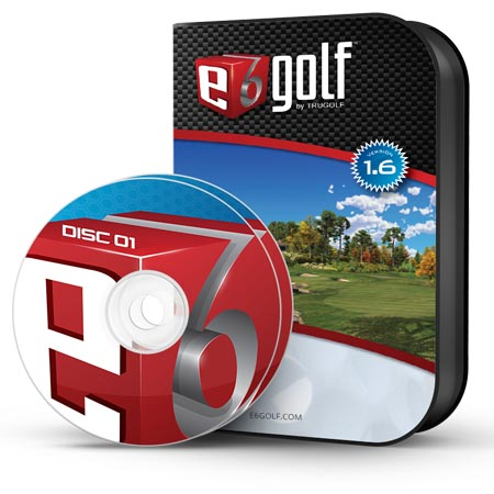 E6Golf 1.6 Software