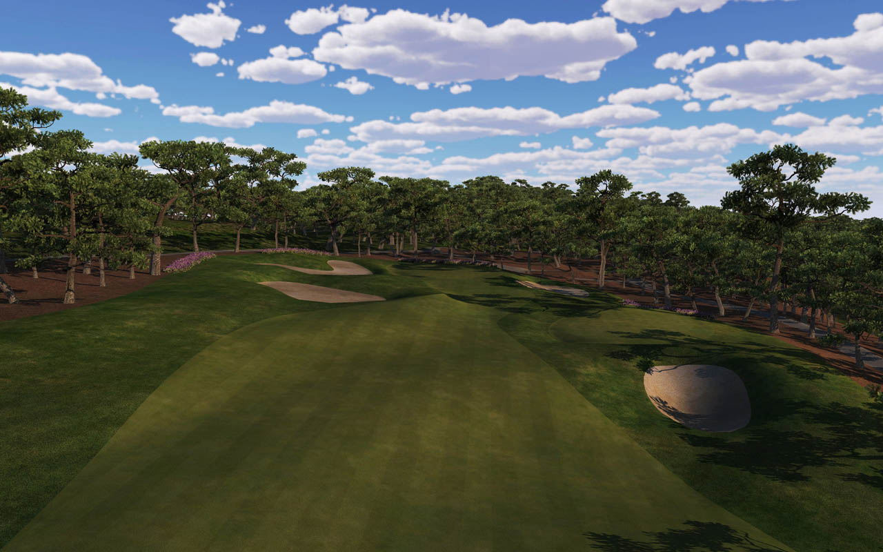 Virtual Golf Course: Phoenix Country Club - TruGolf