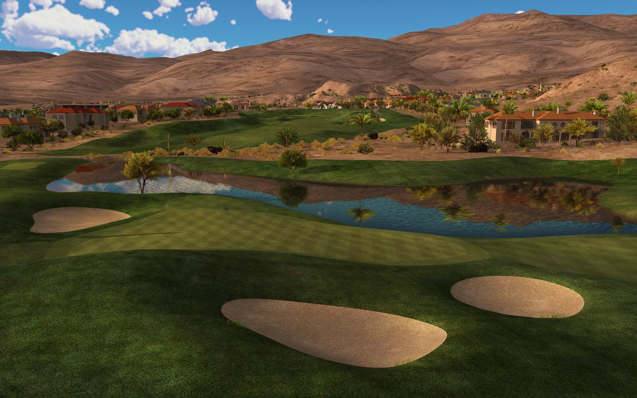 Bighorn Golf Club - Mountain Course