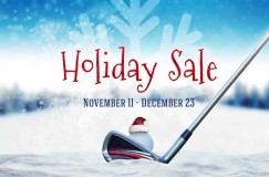 TruGolf Holiday Sale