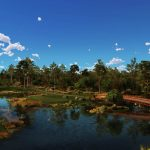 Virtual Golf Course: Links at Grand National