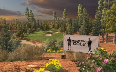 TruGolf & Bryan Bros Team Up for All-New E6 CONNECT Experience