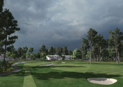 Harbour Town Virtual Course for TruGolf Home & Indoor Golf Simulators
