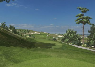 Spyglass Hill Virtual Course for TruGolf Home & Indoor Golf Simulators
